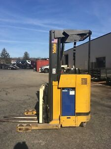 2005 Yale Reach Forklift