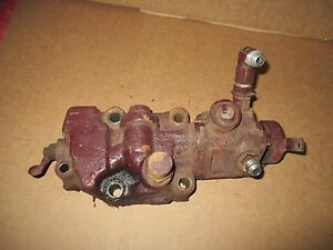 Allis Chalmers 5040 Hydraulic Lift System Control Valve 2093820 5