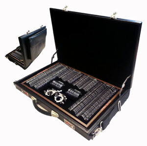 276 Pioneer Premier Trial Lens Kit Set Case Frame Optician Optometrist Eyeglass