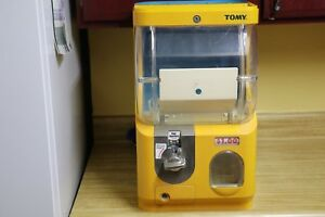 Tomy Gacha Toy Capsule Vending Machine 1 00 Quarter 2 Replacement Keys