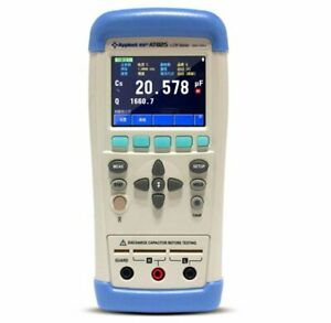 Digital Lcr Meter With Max Frequency 10khz Portable Lcd Precision Lcr Meter