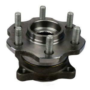 Crs Automotive Parts Nt541003 Rear Hub Assembly