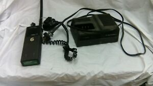Motorola Mt1000 Radio With Charger Lowband 6 Channel
