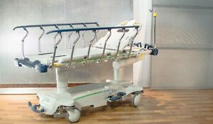 Stryker 1007 Transport Stretcher Glideaway Mobile Gurney Only 99 Freight Ship