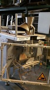 Veritical Form Fill And Seal Machine Vffs Bagger For Rolls Produce Affeldt