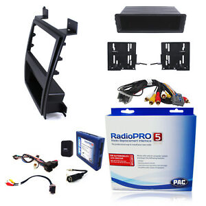 Radio Replacement Rse Retention Interface Dash Kit For Cadillac W onstar rse