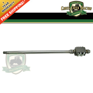 Nca3575a New Worm Shaft Manual Steering For Ford 600 601 800 801