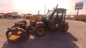 2012 Caterpillar Th255 20ft 5500lb Telehandler Reachlift Grapple Quick Attach