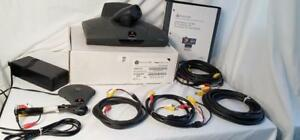 Polycom Viewstation Pvs 14xx W Power Supply And Extras