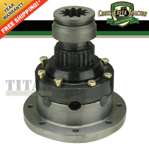 Diff03 New Differential Assy For John Deere Tractors 2630 2440 2640