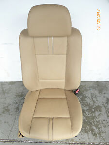 04 10 Bmw E83 X3 Seat Front Right Oem 52107111870