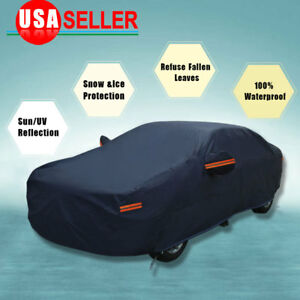 Fit For Pontiac Firebird Car Cover Ultimate Custom fit All Weather Protection