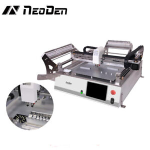 Cnc Pcb Prototype Robot Neoden3v For Smd Components Pick And Plac