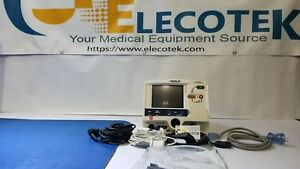 Physio Control Lifepak 20e Spo2 Re certified Warranty