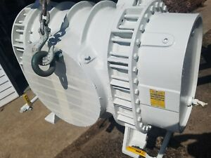 Rebuilt Roots 615 Rgs hvb Drop In Replacement For A Stokes blower