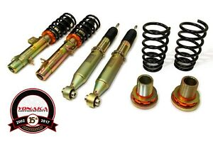 Yonaka 04 09 Mazda 3 Adjustable Lowering Coilovers Ms3 Damper Kit Hatch Sedan