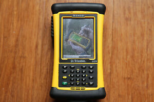 Trimble Tds Nomad 900gxe Gps Gnss Robotic Total Station Collector W Survey Pro