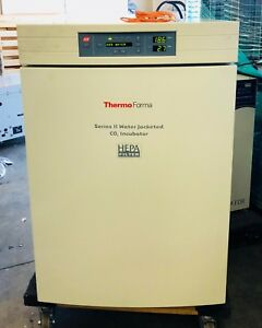 Thermo Forma Series Ii Water Jacketed Co Incubator Hepa Filter