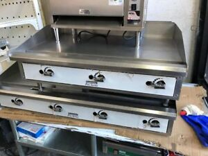 Toastmaster Pro series 36 Flat Top Gas Griddle