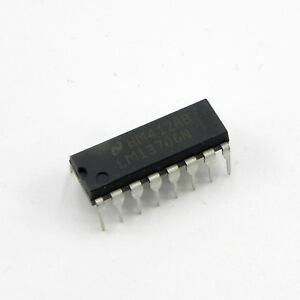 50pcs Lm13700n Dual Operational Transconductance Amplifiers Ic National Dip 16