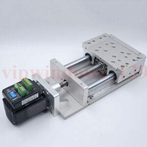 Cnc Sliding Table L1000mm Cross Slide Xyz Axis Linear Stage Actuator Module Kit