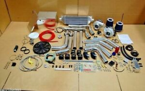 T3 t4 Twin Turbo Charger Kit Package 850hp For Ford Mustang Cobra Gt Svt V8 V6