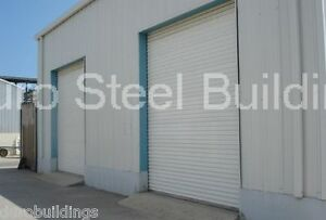 Durobeam Steel 50x75x16 Metal Prefab Commercial Building Kit Structures Direct