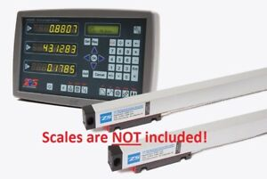 Usa Made Digital Readout Dro Display Only Direct Replacement For Acu rite Anilam