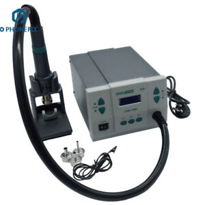 Quick 861dw Soldering Digital Rework Station Lead free Hot Air Gun Repair Tool