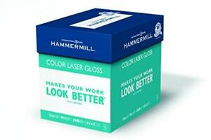 Hammermill Paper Color Laser Gloss Poly Wrap 32lb 8 5 X 11 Letter 94