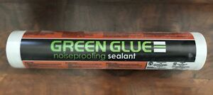 5 St Gobain Ggsealant 28oz Green Glue Noiseproofing Sealant 28 Oz