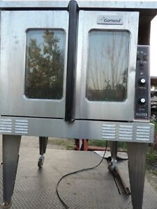Convection Oven garland Gas