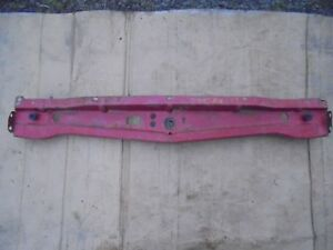 1962 62 Ford Fairlane 500 Header Panel Hood Latch Support