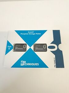 New Scan X Phosphor Storage Plate Intra Oral Psp Size 0 Pedo 2 pack 73445 0