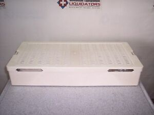 Asp Surgical 13837 Aptimax Instrument Tray With Tray Inserts