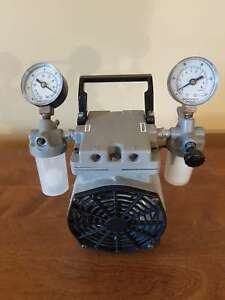 Welch 2534b 01 115v Pump 60hz 5 3a Thermally Protected Fischer Scientific
