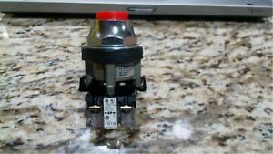 Westinghouse Pb1stop Red stop Pushbutton Switch Free Shipping