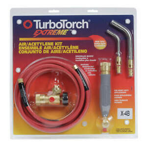 Turbotorch Brazing And Soldering Kit 0386 0336