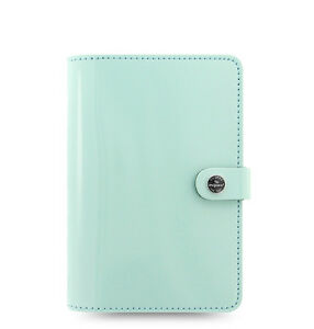 Filofax Personal The Original Diary Planner Duck Egg Leather Organiser 026038