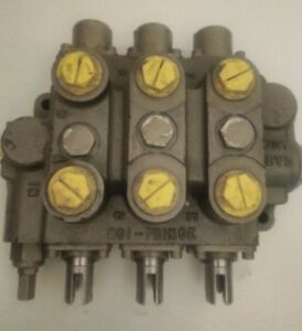 3 Spool 25 Gpm Prince Rd532cccaaa5a4b1 Double Acting Hydraulic Valve 9 6703