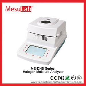 Halogen Moisture Analyzer 100g 1mg