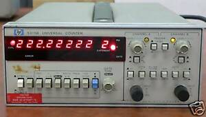 Hp 5315b Universal Counter