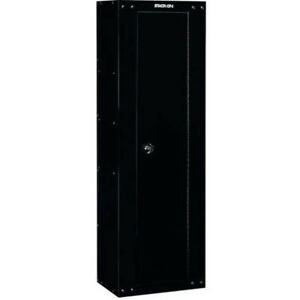 Stack On 8 Gun Cabinet Ammo Metal Storage Rifle Safe Rack Wall Locker Security