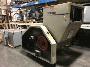 Aec Nelmor Granulator Model G1634 30hp Motor 3 Phase
