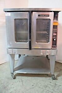 Garland Mco es 10 Electric Convection Full Size Oven