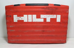 Hilti te 46 120v Electric Rotary Hammer Drill used