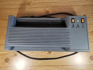 Listed Sealing Equipment Pl12a 12 Pouch Laminator 120 Volts 6amps ab