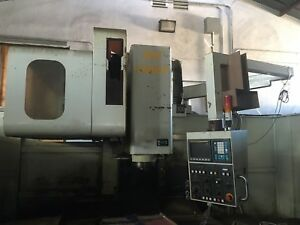 Acra Amc 1600p Cnc Mill Machine