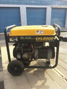 Generac 15 Hp Exl8000 Generator Used Parts Only