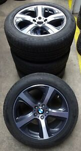 4 Bmw Summer Wheels Styling 490 Bmw X5 F15 255 50 R19 107w 6858525 Rdci Goodyear